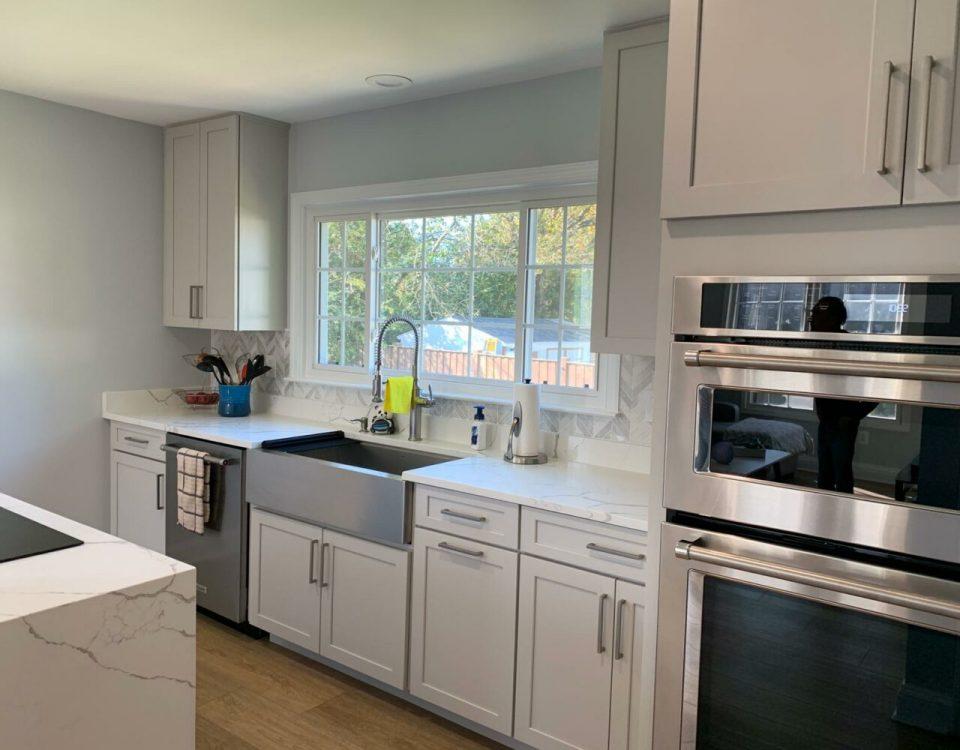 countertops & cabinets