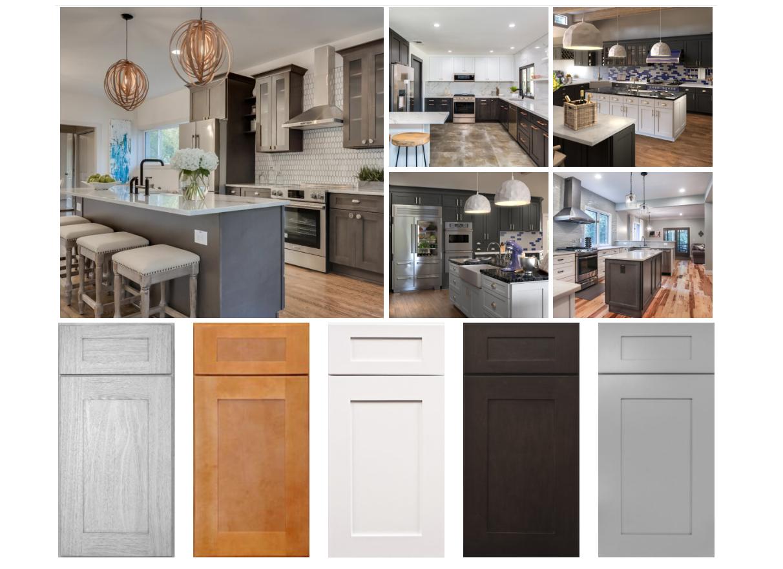 Shaker Style Kitchen Cabinets Staunton Lexington Harrisonburg Louisa