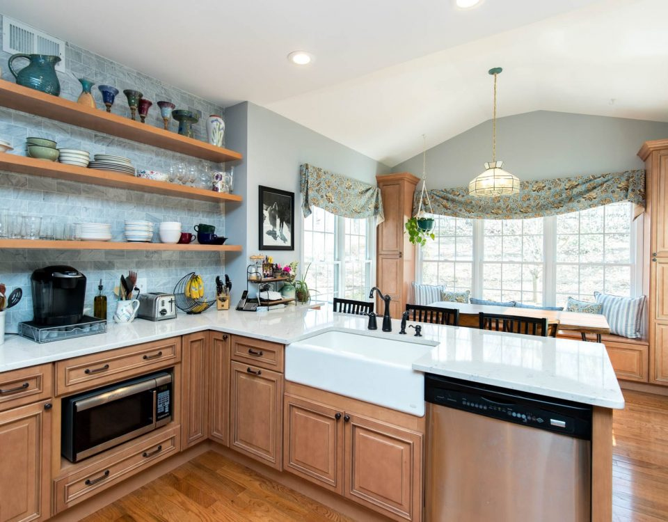 Kitchen Cabinets and countertops 23