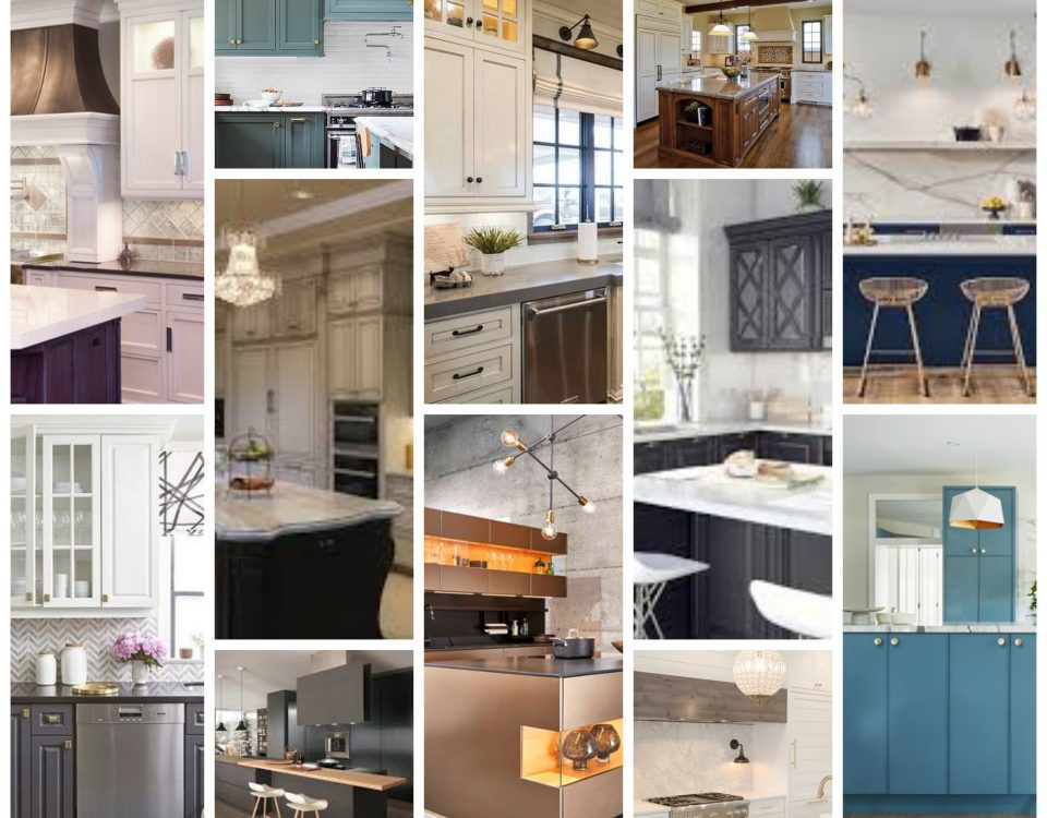 kitchen cabinet styles