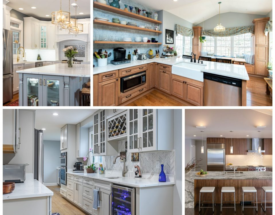kitchen cabinets options