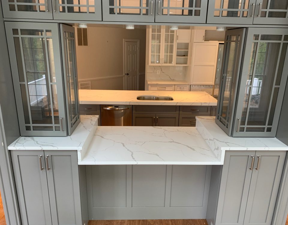 Kitchen Cabinets and countertops