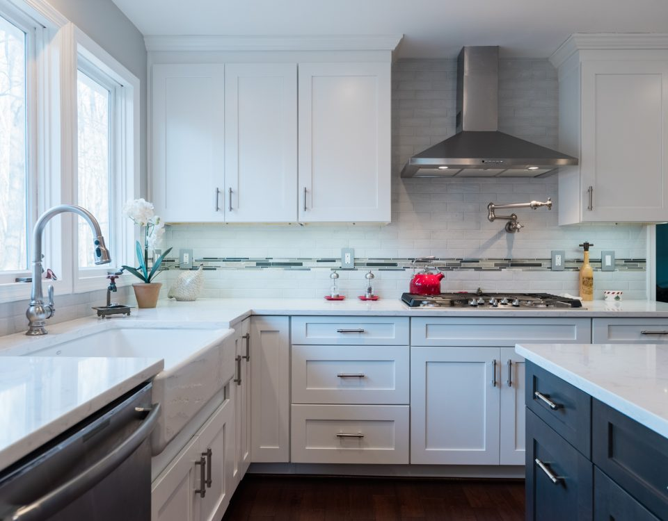 RTA Kitchen Cabinets and countertops 9